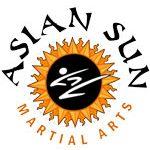 Asian Sun Martial Arts Logo